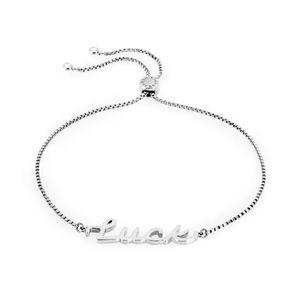 [Henri Bendel] Luck Slider Bracelet